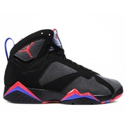 Air Jordan 7 Defining Moments DMP ( Black / Charcoal / Team Red )