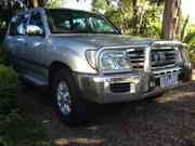 Toyota Land Cruiser 140000 miles