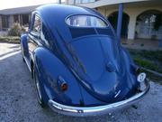1956 volkswagen Classic Restored 1956 VW Oval Beetle Deluxe