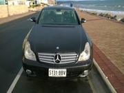 Mercedes-benz Cls-class 3.5 litre