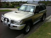 2002 Nissan 3.0 2002 Nissan Patrol ST Plus Limited Edition Diesel