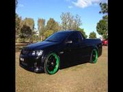 Holden Ssv VE SSv Ute 500KW