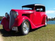 Chevrolet Chevy Van 1934 Chevy Tourer Hot rod Convertible