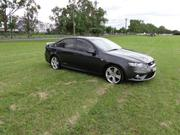 2009 FORD falcon 2009 Ford Falcon FG XR6 Turbo Sedan