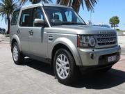2012 LAND ROVER 2012 Land Rover Discovery 4 TdV6 Auto 4x4 MY12