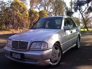 1998 Mercedes-benz 1998 Mercedes-Benz C43 AMG Auto