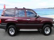 Toyota 2001 2001 Toyota Landcruiser GXL Auto 4x4