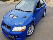 Mitsubishi Lancer 2001 Mitsubishi Lancer GSR Evolution VII Manual 4W
