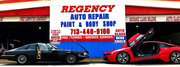 Regency auto repairs Houston Texas Tx | Regency Auto Body