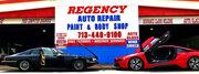 Regency auto repairs Houston Texas Tx   Regency Auto Body