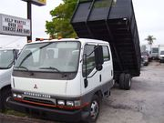 USED 2004 MITSUBISHI FUSO FE-HD Trucks For Sale