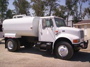1999 International 4900 Water Tank Truck For Sale